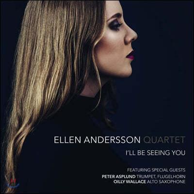 Ellen Andersson Quartet (엘렌 앤더슨 쿼텟) - I'll be seing you