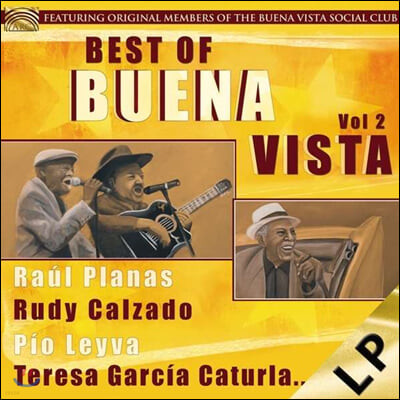 쿠바 음악 모음 2집 (The Best Of Buena Vista Vol. 2) [LP]