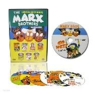 코미디의 제왕 막스브라더스 DVD 7편 풀세트 / 영어더빙,영어+우리말자막 /찰리채플린을 능가하는 코미디의 제왕