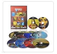 [DISCOVERY 다큐멘터리] 동물과 다큐멘터리(Animal & Documentry) DVD 10 DISC 풀세트/고화질/한영 더빙+자막