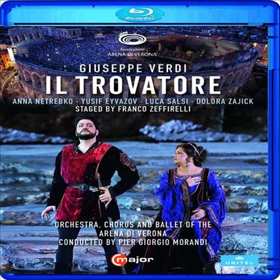 베르디: 오페라 '일 트로바토레' (Verdi: Opera 'Il Trovatore') (한글자막)(Blu-ray) (2020) - Pier Giorgio Morandi