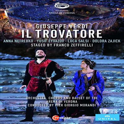 베르디: 오페라 '일 트로바토레' (Verdi: Opera 'Il Trovatore') (한글자막)(2DVD) (2020) - Pier Giorgio Morandi