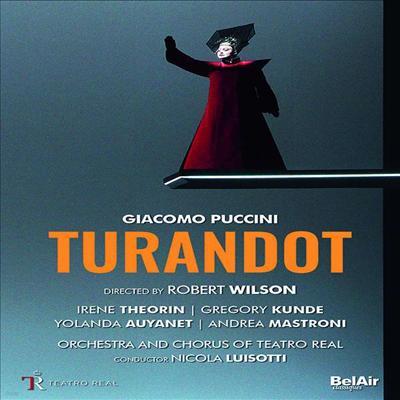 푸치니: 오페라 '투란도트' (Puccini: Opera 'Turandot') (한글자막)(DVD) (2020) - Nicola Luisotti
