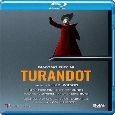 푸치니: 오페라 '투란도트' (Puccini: Opera 'Turandot') (한글자막)(Blu-ray)(2020) - Nicola Luisotti