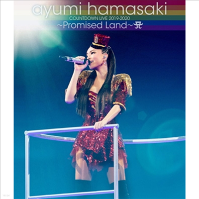 Hamasaki Ayumi (하마사키 아유미) - Countdownlive 2019-2020 ~Promised Land~A (Blu-ray)(Blu-ray)(2020)