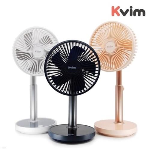 케이빔 높이조절 무선 탁상용 선풍기 DF-2100 (화이트/핑크/네이비)