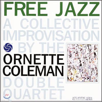 Ornette Coleman (오넷 콜맨) - Free Jazz [2LP]