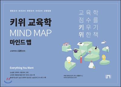 키위 교육학 Mind Map 마인드 맵