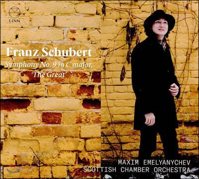 Maxim Emelyanychev 슈베르트: 교향곡 9번 `그레이트` - 막심 에멜랴니체프 (Schubert: Symphony D944)