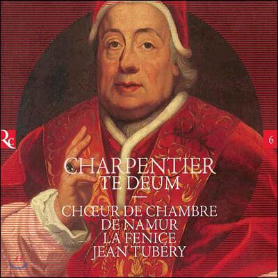 Jean Tubery 샤르팡티에: 테 데움 (Charpentier: Te Deum)