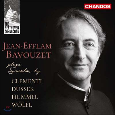Jean-Efflam Bavouzet 클레멘티 / 훔멜 / 두세크: 피아노 소나타 - 장-에프랑 바부제 (The Beethoven Connection)