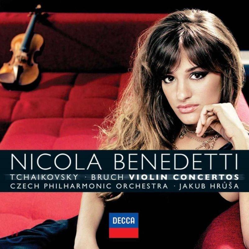 Nicola Benedetti 차이코프스키 / 브루흐: 바이올린 협주곡 - 니콜라 베네데티 (Tchaikovsky / Bruch: Violin Concertos)