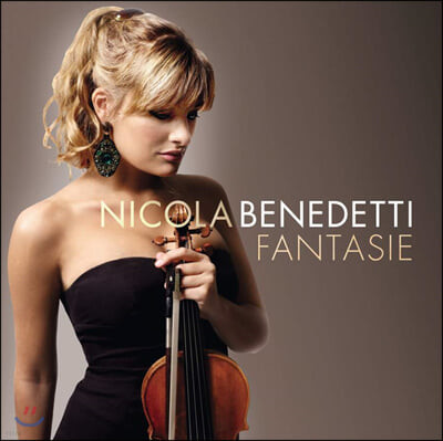 Nicola Benedetti 니콜라 베네데티 바이올린 연주집 (Fantasie)