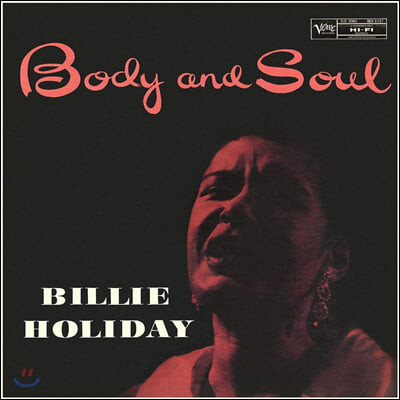 Billie Holiday (빌리 홀리데이) - Body And Soul [2LP]