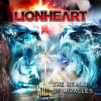 Lionheart - Reality Of Miracles (LP)