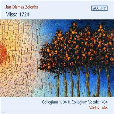 젤렌카: 1724년 미사 (Zelenka: Missa 1724) - Vaclav Luks