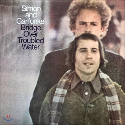 Simon & Garfunkel (사이먼 앤 가펑클) - Bridge Over Troubled Water [LP]