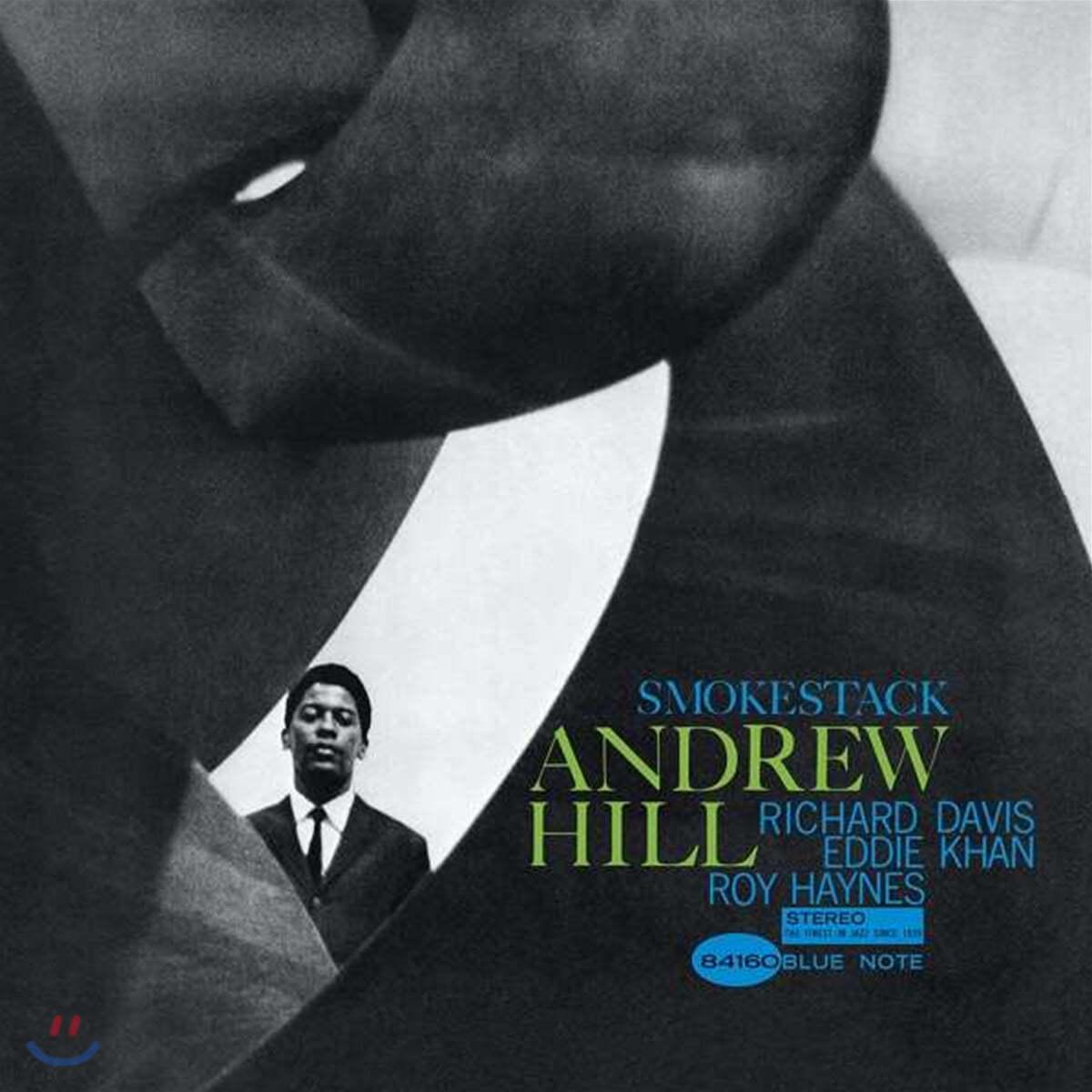 Andrew Hill (앤드류 힐) - Smoke Stack [LP]