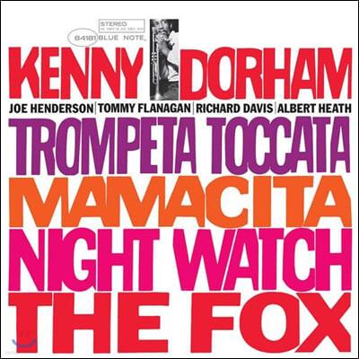 Kenny Dorham (케니 도햄) - Tromepta Toccata [LP]
