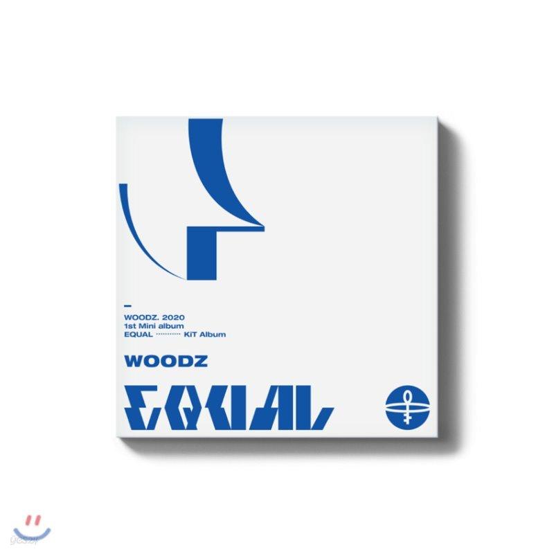 우즈 (WOODZ) - Equal [키트앨범]