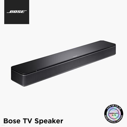 [BOSE] 보스 정품 TV Speaker 소형 사운드바 블...
