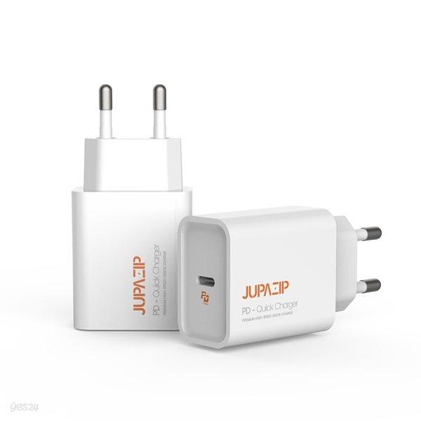 주파집 USB PD 퀵차지 아이폰 C타입 고속충전기 XY18W-PD