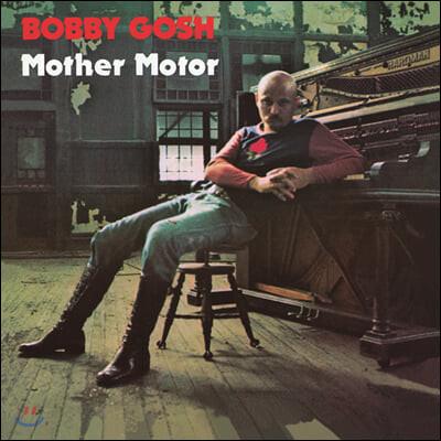 Bobby Gosh (바비 가쉬) - 2집 Mother Motor