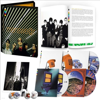 Menswear - Menswear Collection (Limited Signed Edition) (Deluxe Edition)(4CD)(Box Set)