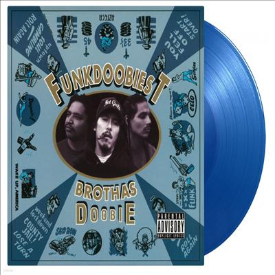 Funkdoobiest - Brothas Doobie (180g Colored LP)