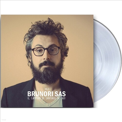 Brunori Sas - Vol 3: Il Cammino Di Santiago In Taxi (180g Clear Vinyl LP)