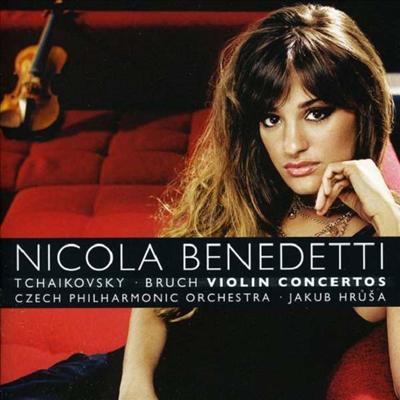 브루흐 & 차이코프스키: 바이올린 협주곡 (Bruch & Tchaikovsky: Violin Concertos) - Nicola Benedetti