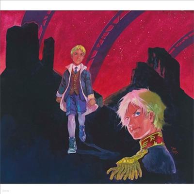 O.S.T. - 機動戰士ガンダム 40th Anniversary Album ~Beyond~ (完全生産限定盤 The Origin 特別版) (2CD+1Blu-ray)