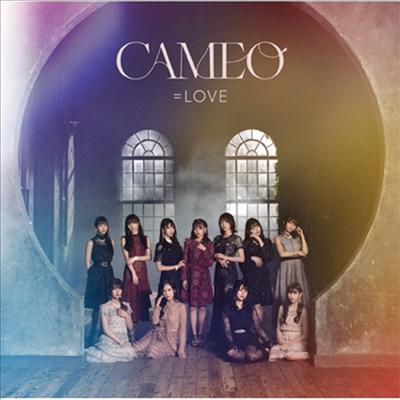 =Love (이퀄러브) - Cameo (CD+DVD) (초회사양한정반 A)
