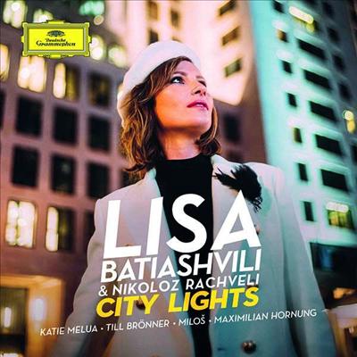 시티라이트 - 찰리 채플린과 11개 도시의 바이올린 소품 (City Lights - Lisa Batiashvili) - Lisa Batiashvili