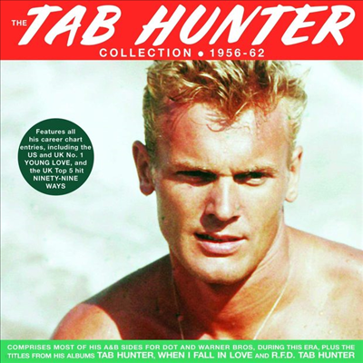 Tab Hunter - The Tab Hunter Collection 1956-62 (2CD)