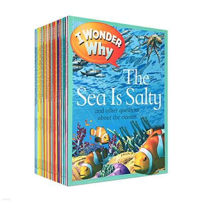 I Wonder Why Collection 20 Books 어린이 교양 학습 원서 아이원더와이 컬렉션 20종 세트 (과학/역사)