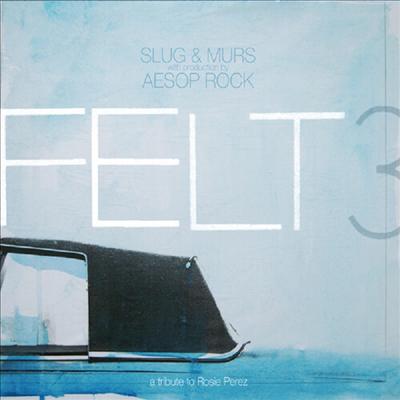 Felt - Felt 3: A Tribute To Rosie Perez (10th Anniversary Edition)(Colored 2LP)