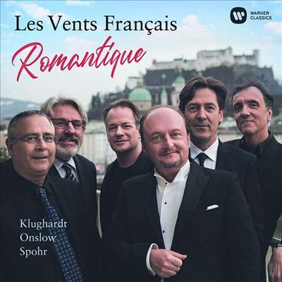 로맨틱 - 온슬로우 & 슈포어: 실내악 작품집 (Romantique - Onslow & Spohr: Chamber Works) - Les Vents Francais