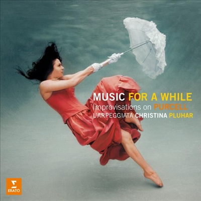 퍼셀: 음악과 함께하는 동안 (Music for a While - Improvisations on Purcell) (180g)(2LP) - Philippe Jaroussky