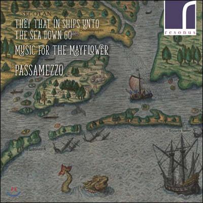 Passamezzo 메이플라워호를 위한 음악 (Music for the Mayflower)