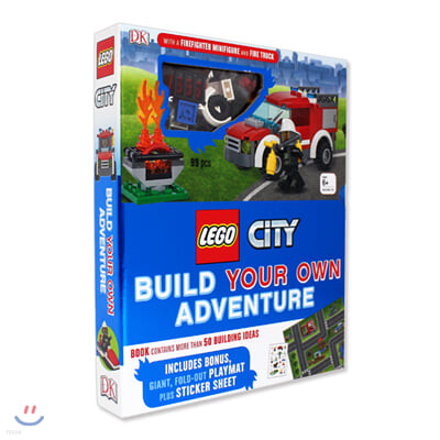 LEGO City Build Your Own Adventure : 레고 시티 빌드 유어 온 어드벤처