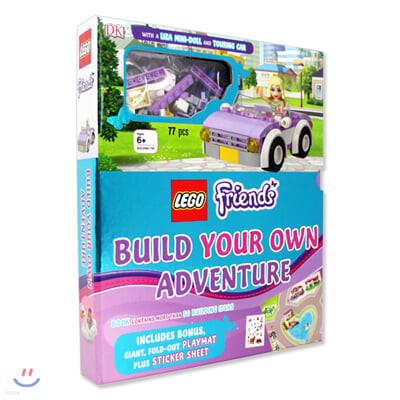 LEGO Friends Build Your Own Adventure : 레고 프렌즈 빌드 유어 온 어드벤처