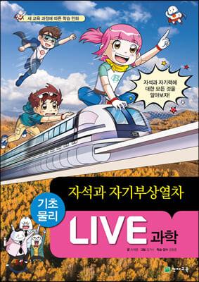 LIVE 과학 기초물리 45 : 자석과 자기부상열차