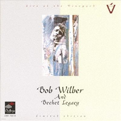 Bob Wilber & Bechet Legacy - Live At The Vineyard (Ltd. Ed)(Remastered)
