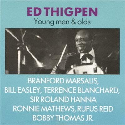 Ed Thigpen - Young Men & Olds (Ltd. Ed)(Remastered)