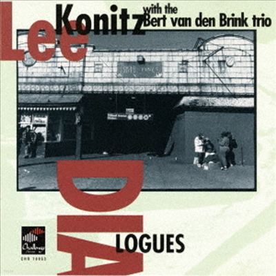 Lee Konitz/Bert Van Den Brink - Dialogues (Ltd. Ed)(Remasterd)