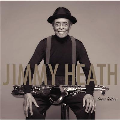 Jimmy Heath - Love Letter (LP)