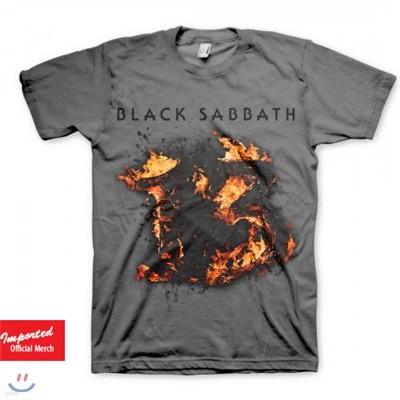 블랙 사바스 (Black Sabbath) 13 Fire 브라바도 GRV Rockchic Roxic UNISEX