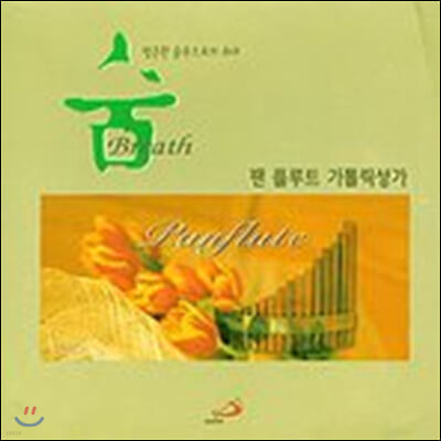 김정민 - 숨: 팬 플루트 가톨릭성가 연주집