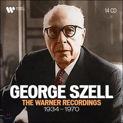조지 셀 워너 녹음 전집 (George Szell - The Warner Recordings 1934-1970)
